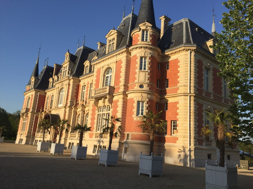 """3 days seminar in Chantilly – The french """"Château life"""" experience"""